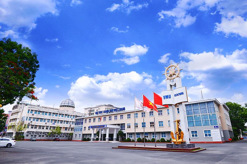 Trường Đại học Hàng hải Việt Nam đạt nhóm các trường Đại học hàng đầu trong bảng xếp hạng UPM