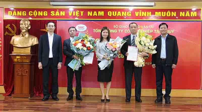 SBIC bổ nhiệm 3 Phó Tổng Giám đốc