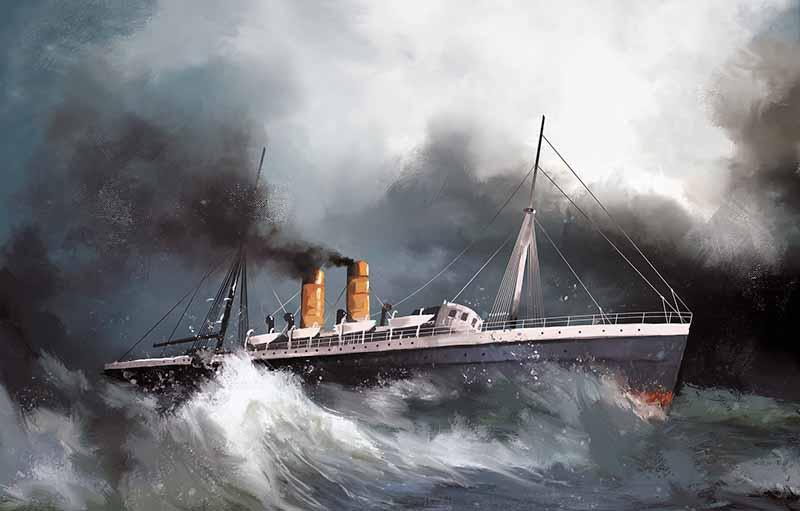 """Liên hợp quốc kêu gọi """"cuộc cách cách mạng về động lực đẩy tàu"""" để tránh """"thảm họa môi trường"""""""